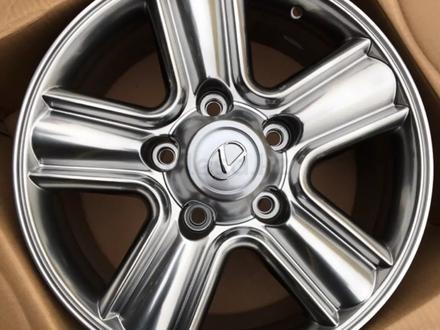 LX 470 R18 5*150 Lexus Диски за 160 000 тг. в Алматы