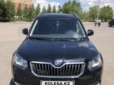 Skoda Yeti 2014 года за 5 400 000 тг. в Нур-Султан (Астана) – фото 2