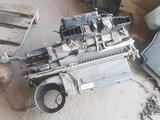 Печка радиатор моторчик корпус на мерседес W140 W210 W221 за 5 000 тг. в Шымкент – фото 4