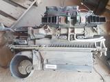 Печка радиатор моторчик корпус на мерседес W140 W210 W221 за 5 000 тг. в Шымкент – фото 5