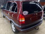 Opel Zafira 2003 года за 2 500 000 тг. в Актобе – фото 4