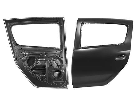 Дверь задняя левая Renault Sandero 14-NEW за 95 000 тг. в Алматы