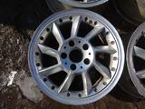 Оригинальные легкосплавные диски на автомашину Mersedes за 70 000 тг. в Нур-Султан (Астана) – фото 3