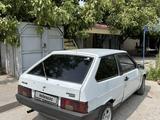 ВАЗ (Lada) 2108 (хэтчбек) 1987 года за 350 000 тг. в Шымкент – фото 3