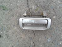 Наружная ручка, задней левой двери на LC80 , оригинал за 5 000 тг. в Алматы