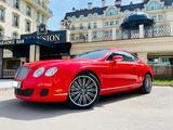 Bentley Continental GT 2009 года за 20 000 000 тг. в Алматы – фото 3