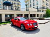 Bentley Continental GT 2009 года за 20 000 000 тг. в Алматы – фото 5