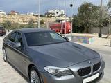 BMW 535 2012 года за 11 500 000 тг. в Актау