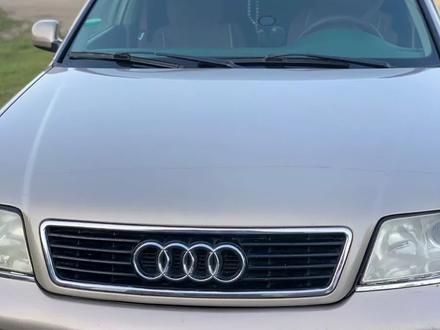 Audi A6 1998 года за 1 990 000 тг. в Семей – фото 3