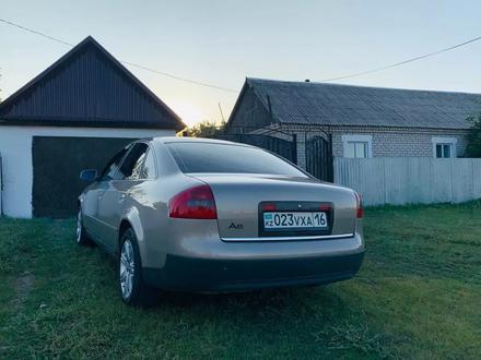 Audi A6 1998 года за 1 990 000 тг. в Семей – фото 5