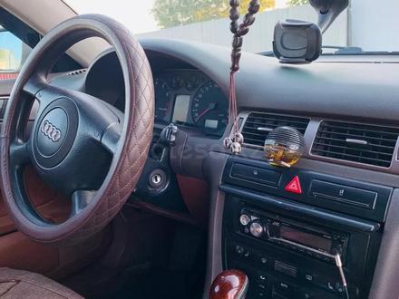 Audi A6 1998 года за 1 990 000 тг. в Семей – фото 7
