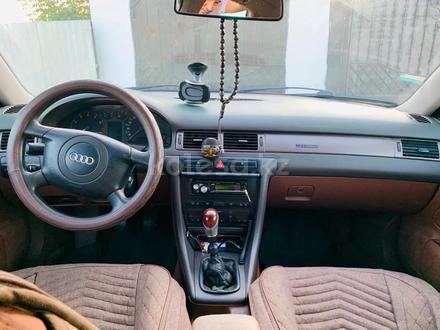 Audi A6 1998 года за 1 990 000 тг. в Семей – фото 9