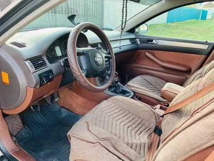 Audi A6 1998 года за 1 990 000 тг. в Семей – фото 11