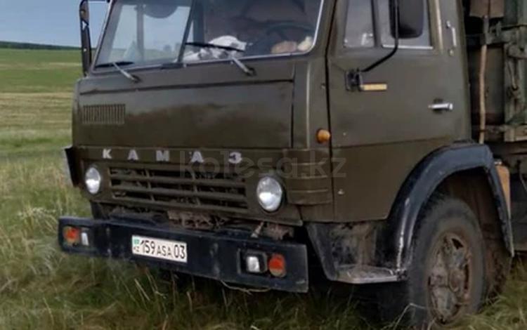 КамАЗ 1992 года за 5 000 000 тг. в Кокшетау