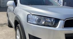 Chevrolet Captiva 2014 года за 6 200 000 тг. в Алматы – фото 4