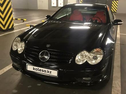 Mercedes-Benz SL 500 2001 года за 5 000 000 тг. в Алматы – фото 11
