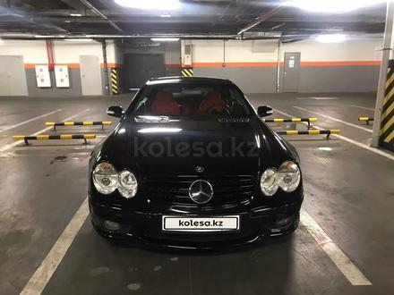 Mercedes-Benz SL 500 2001 года за 5 000 000 тг. в Алматы – фото 6