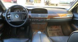 BMW 735 2002 года за 3 200 000 тг. в Нур-Султан (Астана)