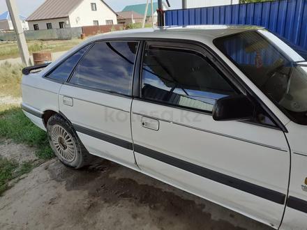Mazda 626 1990 года за 600 000 тг. в Актобе – фото 7