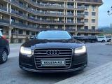 Audi A8 2014 года за 16 400 000 тг. в Алматы