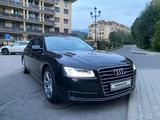 Audi A8 2014 года за 16 400 000 тг. в Алматы – фото 2