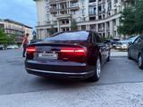 Audi A8 2014 года за 16 400 000 тг. в Алматы – фото 5