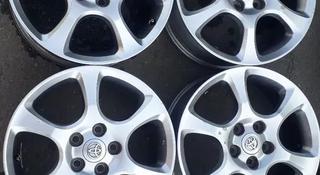 Комплект оригинальных дисков от тоёта за 80 000 тг. в Алматы