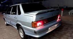 ВАЗ (Lada) 2115 (седан) 2004 года за 690 000 тг. в Костанай – фото 5