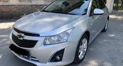 Chevrolet Cruze 2013 года за 4 200 000 тг. в Алматы – фото 2