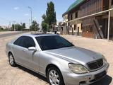 Mercedes-Benz S-Class 2002 года за 1 900 000 тг. в Алматы