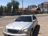 Mercedes-Benz S-Class 2002 года за 1 900 000 тг. в Алматы – фото 4