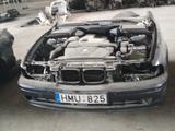Бампер передний на BMW e39 за 50 000 тг. в Алматы – фото 3