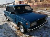 ВАЗ (Lada) 2107 2007 года за 600 000 тг. в Туркестан