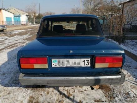 ВАЗ (Lada) 2107 2007 года за 600 000 тг. в Туркестан – фото 2