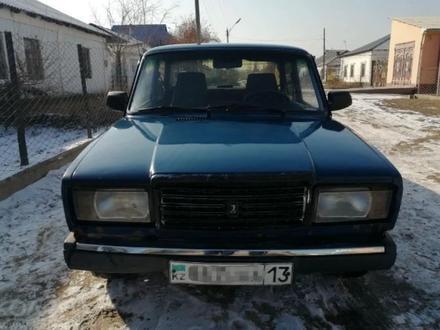 ВАЗ (Lada) 2107 2007 года за 600 000 тг. в Туркестан – фото 3