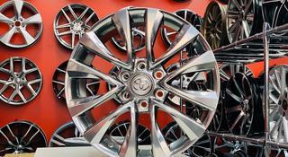 Новые фирменные диски Р20 Toyota Prado за 220 000 тг. в Алматы