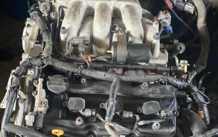 Nissan Murano двигатель VQ35 DE.3.5 Япония за 370 000 тг. в Актау