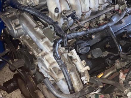Nissan Murano двигатель VQ35 DE.3.5 Япония за 370 000 тг. в Актау – фото 3