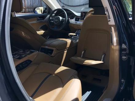 Audi A8 2011 года за 13 900 000 тг. в Алматы – фото 27
