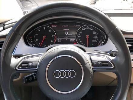 Audi A8 2011 года за 13 900 000 тг. в Алматы – фото 29