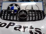 Mercedes-Benz X 253 GLC AMG Gt style решетка радиатора в Нур-Султан (Астана) – фото 3