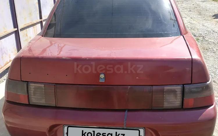 ВАЗ (Lada) 2110 (седан) 2000 года за 450 000 тг. в Тараз