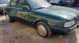 Audi 80 1992 года за 1 150 000 тг. в Тараз – фото 4