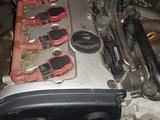Двигатель на Audi a4 alt 2.0 за 220 000 тг. в Алматы – фото 2