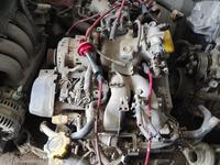 Двигатель привозная subaru forester 2.5 4х вальный не турбовый с… за 340 000 тг. в Алматы