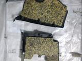 Пластик под бардачок и руль mazda cx-7 за 777 тг. в Караганда – фото 2