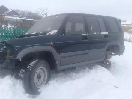 З/Ч опель-монтерей, исузу-труппер в Петропавловск