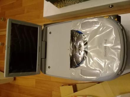 Новый потолочный монитор с DVD-проигрывателем Panasonic CY-VHD9401N за 100 000 тг. в Уральск – фото 16