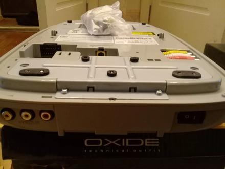 Новый потолочный монитор с DVD-проигрывателем Panasonic CY-VHD9401N за 100 000 тг. в Уральск – фото 22