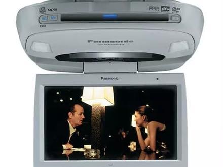 Новый потолочный монитор с DVD-проигрывателем Panasonic CY-VHD9401N за 100 000 тг. в Уральск – фото 3